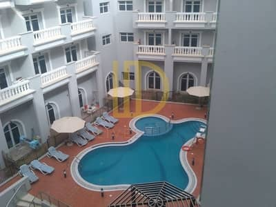 1 Bed with Pool view 42K 4 chqs in Season Community JVC - HL
