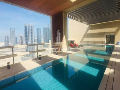High Finished 1 Bedroom Apartment in Najmat Abu Dhabi