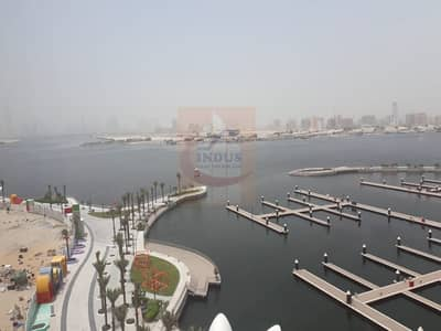3 Bedroom Flat for Rent in The Lagoons, Dubai - Beautiful 3 Bed +M With full Marina & Pool View