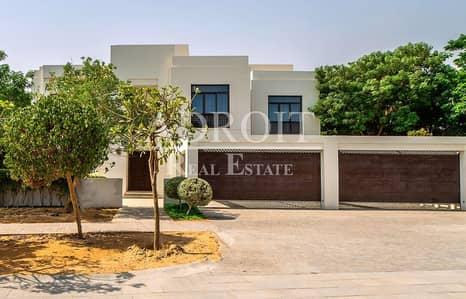 فیلا 6 غرفة نوم للبيع في مدينة محمد بن راشد، دبي - With Elevator | 5BR Contemporary Villa | Type B | District One!