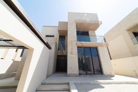 فیلا 4 غرفة نوم للبيع في جزيرة السعديات، أبوظبي - Never get tired of the beach lifestyle.