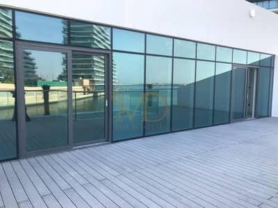 تاون هاوس 3 غرفة نوم للايجار في شاطئ الراحة، أبوظبي - Luxurious Waterfront Townhouse!  Sea View!