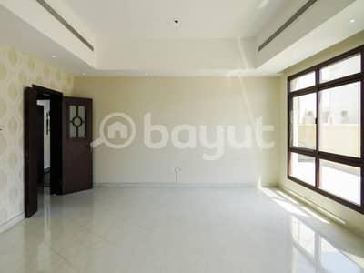 شقة 3 غرف نوم للايجار في المشرف، أبوظبي - شقة في المشرف 3 غرف 99000 درهم - 4238432