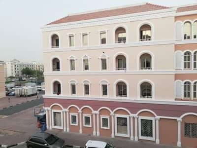 فلیٹ 1 غرفة نوم للايجار في المدينة العالمية، دبي - شقة في طراز إيطاليا المدينة العالمية 1 غرف 31000 درهم - 4238571