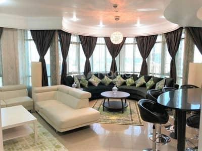 شقة 2 غرفة نوم للايجار في دبي مارينا، دبي - 2 Bedroom + Maid   Furnished   Sea View   Marina Crown