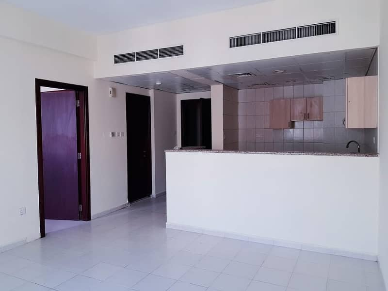 INTERNATIONAL CITY :ONE BEDROOM FOR RENT IN GREECE CLUSTER ONLY IN 29000/-