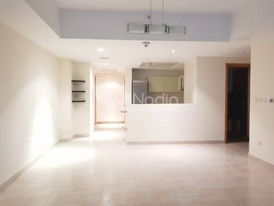 2 Bedroom Flat for Rent in Dubai Marina, Dubai - 2BR | Marina View |The Waves Tower A | Dubai Marina