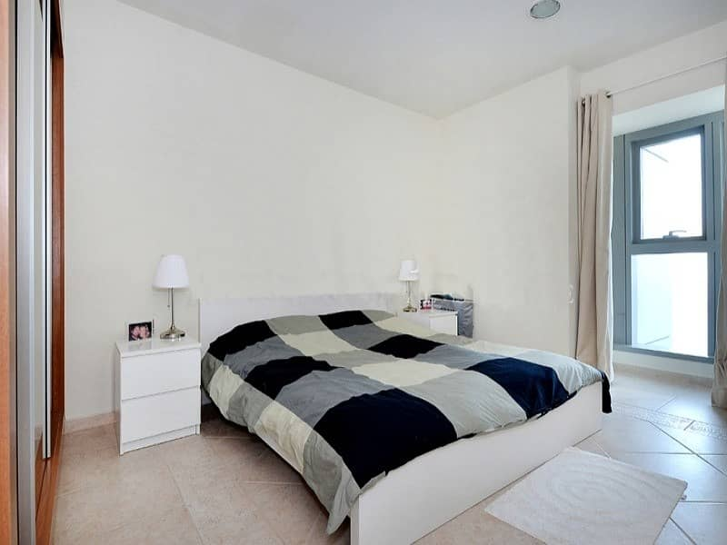 2 Full Sea View   2 BED   Unfurnished Apt.