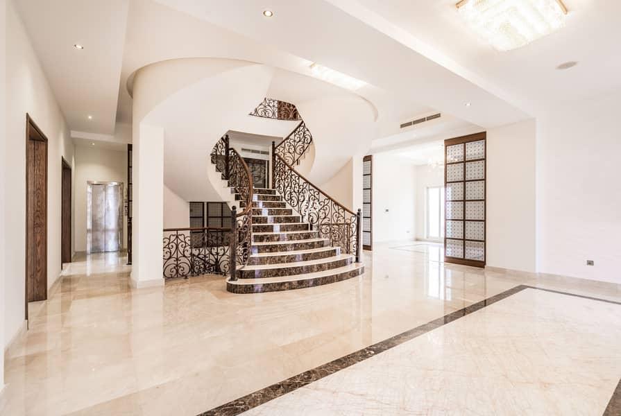 2 8-Bed Pearl Jumeirah Villa |Sea Facing |