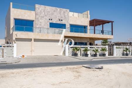 فیلا 5 غرفة نوم للبيع في لؤلؤة جميرا، دبي - 5-Bedroom Luxury Villa | Pearl Jumeirah| Sea View|