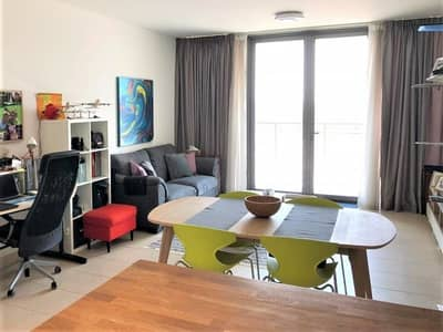 فلیٹ 2 غرفة نوم للبيع في شاطئ الراحة، أبوظبي - Holiday apartment - or ideal first home?