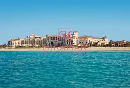 3 Bedroom Apartment for Rent in Saadiyat Island, Abu Dhabi - LARGE MIDDLE FLOOR UNIT, LARGE BALCONY