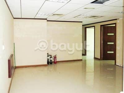 مکتب  للايجار في المرور، أبوظبي - Al Falah Building