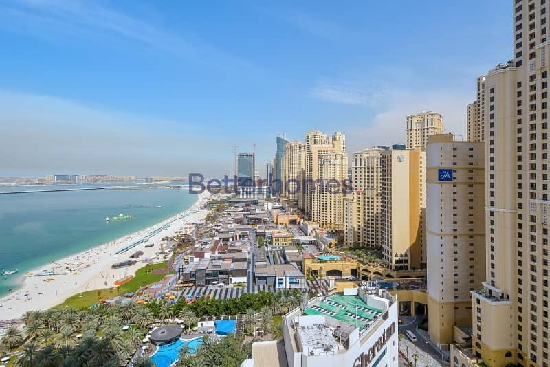 10 One Bedroom| Sea View | High Floor| Vacant