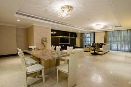 4 Bedroom Flat for Sale in Business Bay, Dubai - Furnished I Upgraded 4 BR I Garden Duplex
