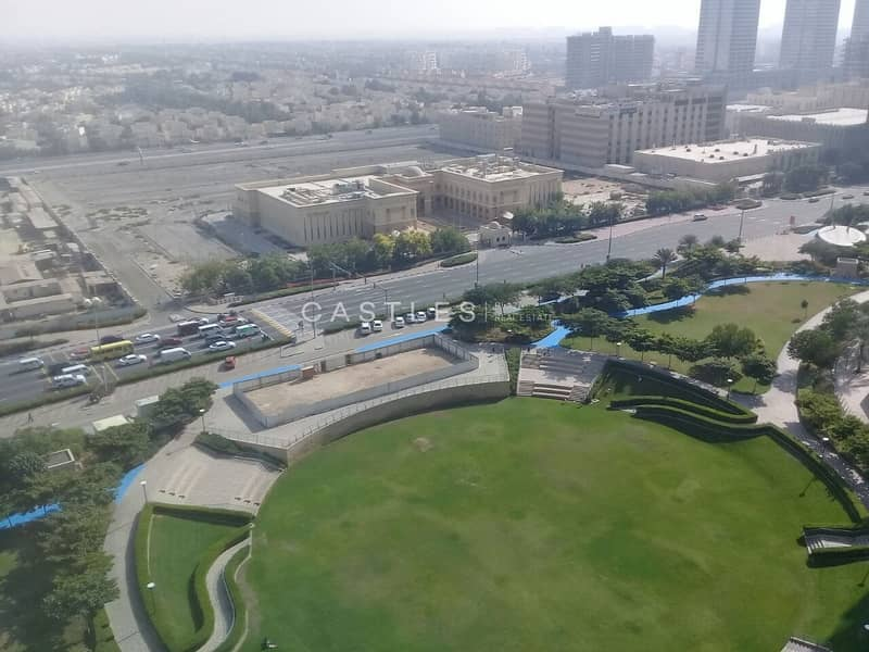2 Studio with Balcony - Dubai Gate 1 for Sale- RENTED