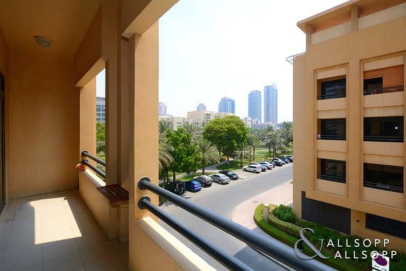 Large   2 Bedrooms   Pool and Garden Views