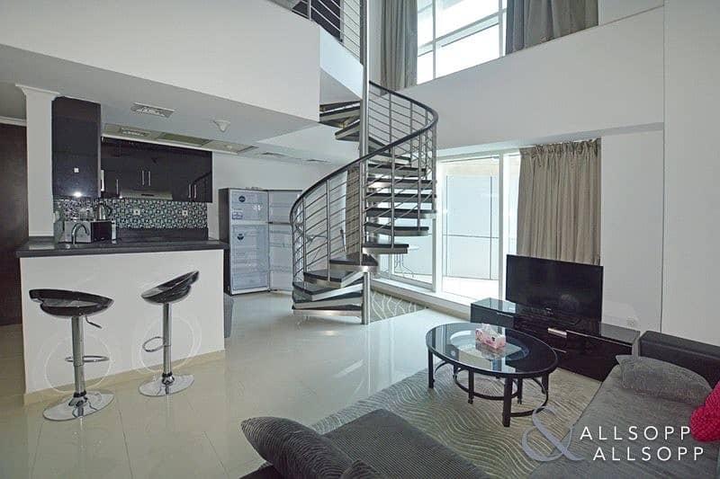 2 Duplex 1 Bed | Furnished | Private Terrace