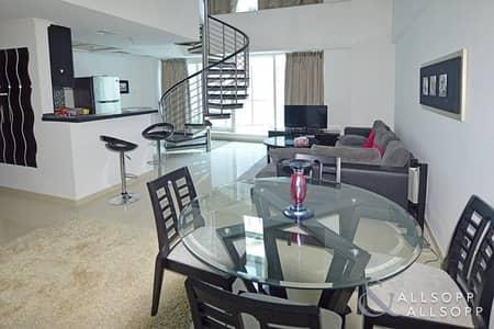 Duplex 1 Bed | Furnished | Private Terrace