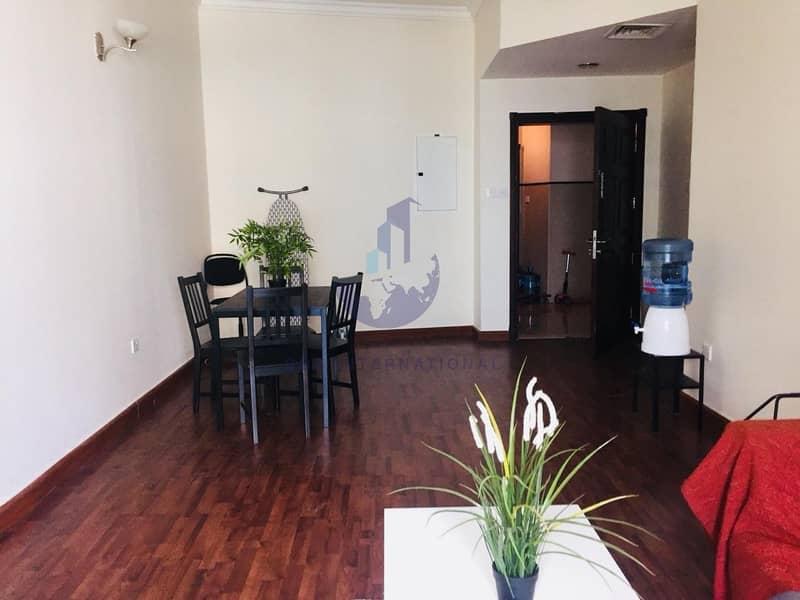 Semi-Furnished 2bedroom + Maid's  w/ Full Marina View