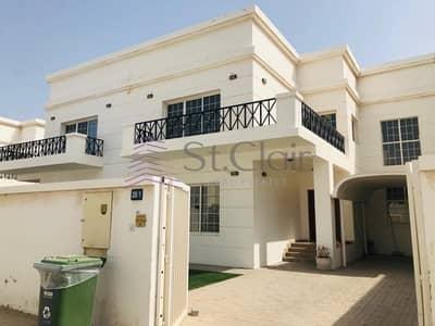 4 Bedroom Villa for Rent in Al Safa, Dubai - 4BR Villa Close To The Beach In Umm Suqiem