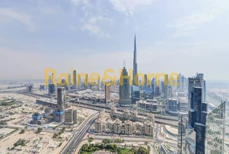 2 Bedroom Apartment for Rent in DIFC, Dubai - Spacious Two Bed | Heart DIFC | Burj Khalifa view