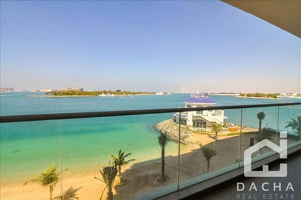 Sea View/ 50% DLD Waived /No Brokerage