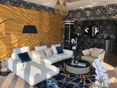 شقة 2 غرفة نوم للايجار في دبي مارينا، دبي - Must See | Luxuriously Furnished | Fully Automated Unit