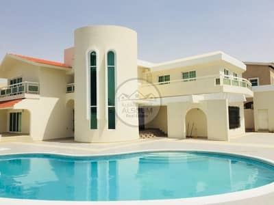 3 Bedroom Villa for Rent in Dasman, Sharjah - Beautiful Well-Maintained 3 BHK Commercial VILLA Available in Dasman, Sharjah