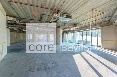 Shell and core office for sale in Almas