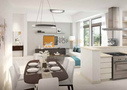 4 Bedroom Townhouse for Sale in Town Square, Dubai - Private gated community 25-75 payment plan