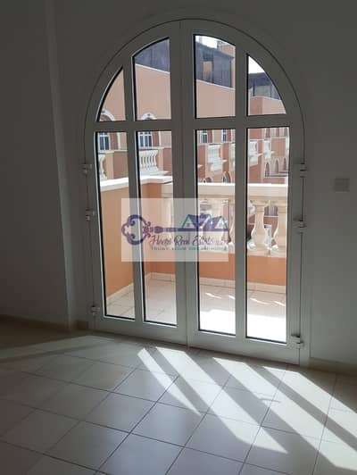 LAVISH & CHARMING! SPACIOUS  ONE BEDROOM WITH BALCONY FOR RENT IN JVC @37K