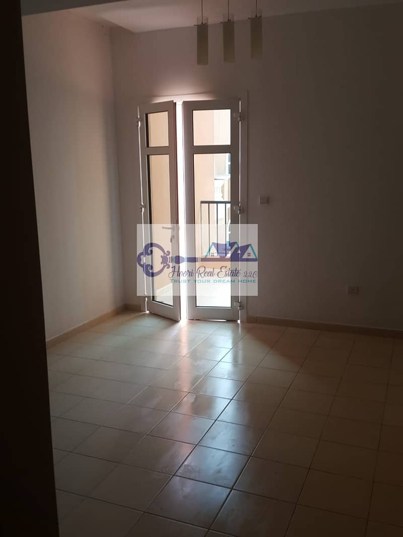 9 LAVISH & CHARMING! SPACIOUS  ONE BEDROOM WITH BALCONY FOR RENT IN JVC @37K