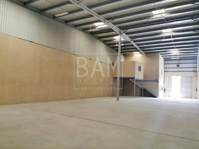 Warehouse for Rent in Al Quoz, Dubai - No Commission |  Well Maintained Warehouse in Al Quoz 1