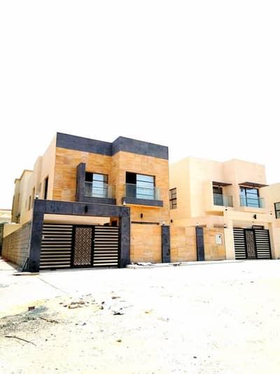فیلا 5 غرفة نوم للبيع في المويهات، عجمان - فيلا للبيع تشطيبات اوروبية قريبة من جميع الخدمات وبجوار المسجد تملك حر لجميع الجنسيات