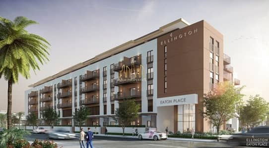 1 Bedroom Flat for Sale in Jumeirah Village Circle (JVC), Dubai - Ready in August | Brand New | 1 Bedroom | Eaton Place