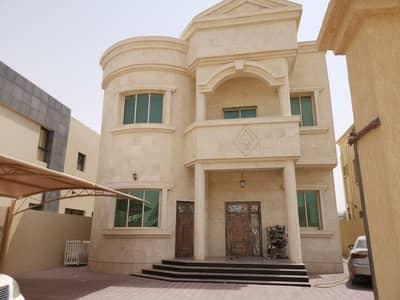 فیلا 5 غرفة نوم للبيع في المويهات، عجمان - فيلا جميلة جديده للبيع مع الكهرباء والماء  في عجمان