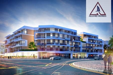فلیٹ 1 غرفة نوم للبيع في ميدان، دبي - 8% Rent Guarantee OR 1.25% for 48 Months - off plan