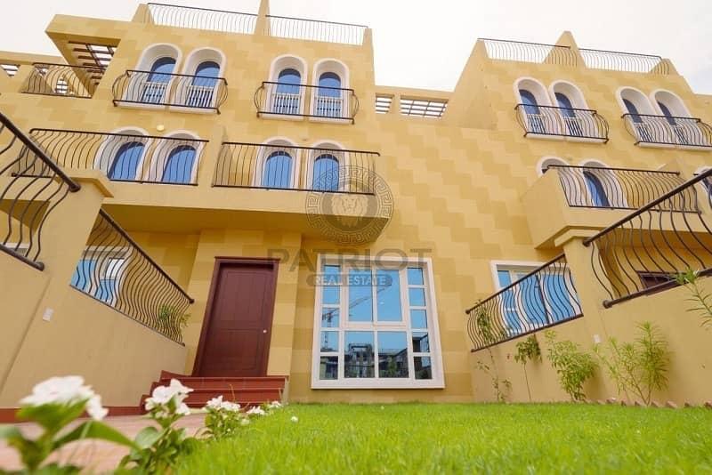 15 4 bedroom + Maid room Brand New Villa G + 2
