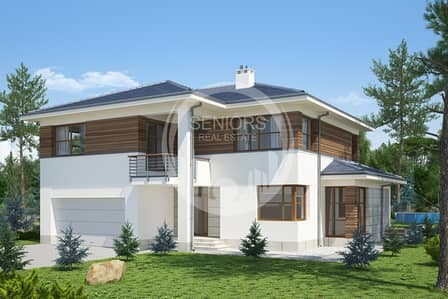 Elegant 8 BR Villa in MBZ City for Sale