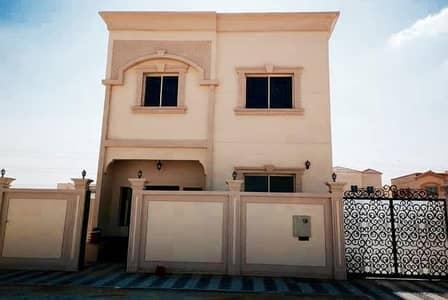 فیلا 5 غرفة نوم للبيع في الياسمين، عجمان - استبدل ايجارك وتملك فيلا يالاقساط بموقع حيوى جدا وتشطيب ممتاز قريب شارع الشيخ محمد بن زايد