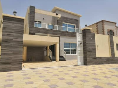 For sale a very excellent finishing villa has a free life with the possibility of bank financing
