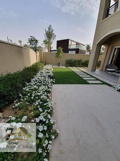 فیلا 4 غرفة نوم للبيع في المرابع العربية 3، دبي - 4BR Maids Facing Park in Arabian ranches 3