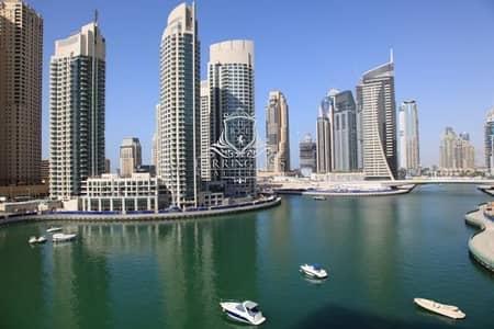 شقة 2 غرفة نوم للايجار في دبي مارينا، دبي - Vacant Unfurnished 2BR Apt in Dubai Marina