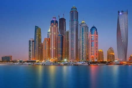 Full sea view  2BHK  High floor for rent