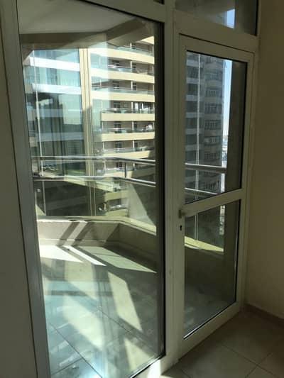 شقة 1 غرفة نوم للايجار في عجمان وسط المدينة، عجمان - غرفه وصاله للايجار بابراج الهورايزن