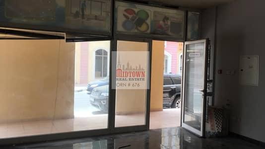 محل تجاري  للايجار في المدينة العالمية، دبي - 1 MONTH FREE FULLY WELL FITTED SHOP ONLY 24100 BY  6 PAYMENTS