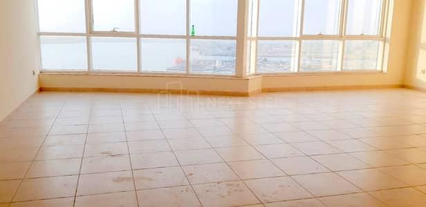 شقة 3 غرفة نوم للايجار في شارع الكورنيش، أبوظبي - شقة في شارع الكورنيش 3 غرف 130000 درهم - 4240824