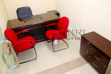 مکتب  للايجار في منطقة الكورنيش، أبوظبي - Hot Deal Offer for Semi-Fitted Offices Space | ADDC & WIFI