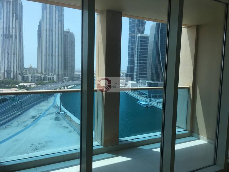 16 1 BEDROOM HIGH FLOOR WITH 2 PARKING in Churchill Residential Tower for Rent